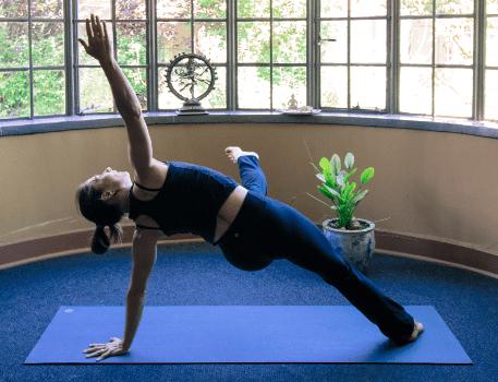 Yoga as a spiritual experience