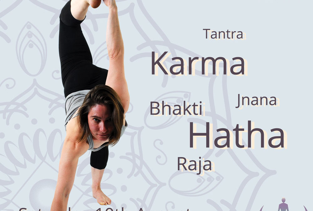 Paths of Yoga – Yoga Workshop
