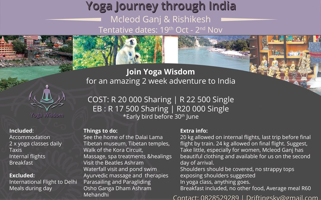 Yoga Journey through India